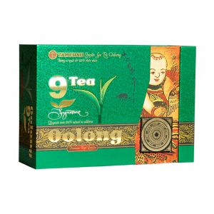 Trà Oolong 9 Tea Set